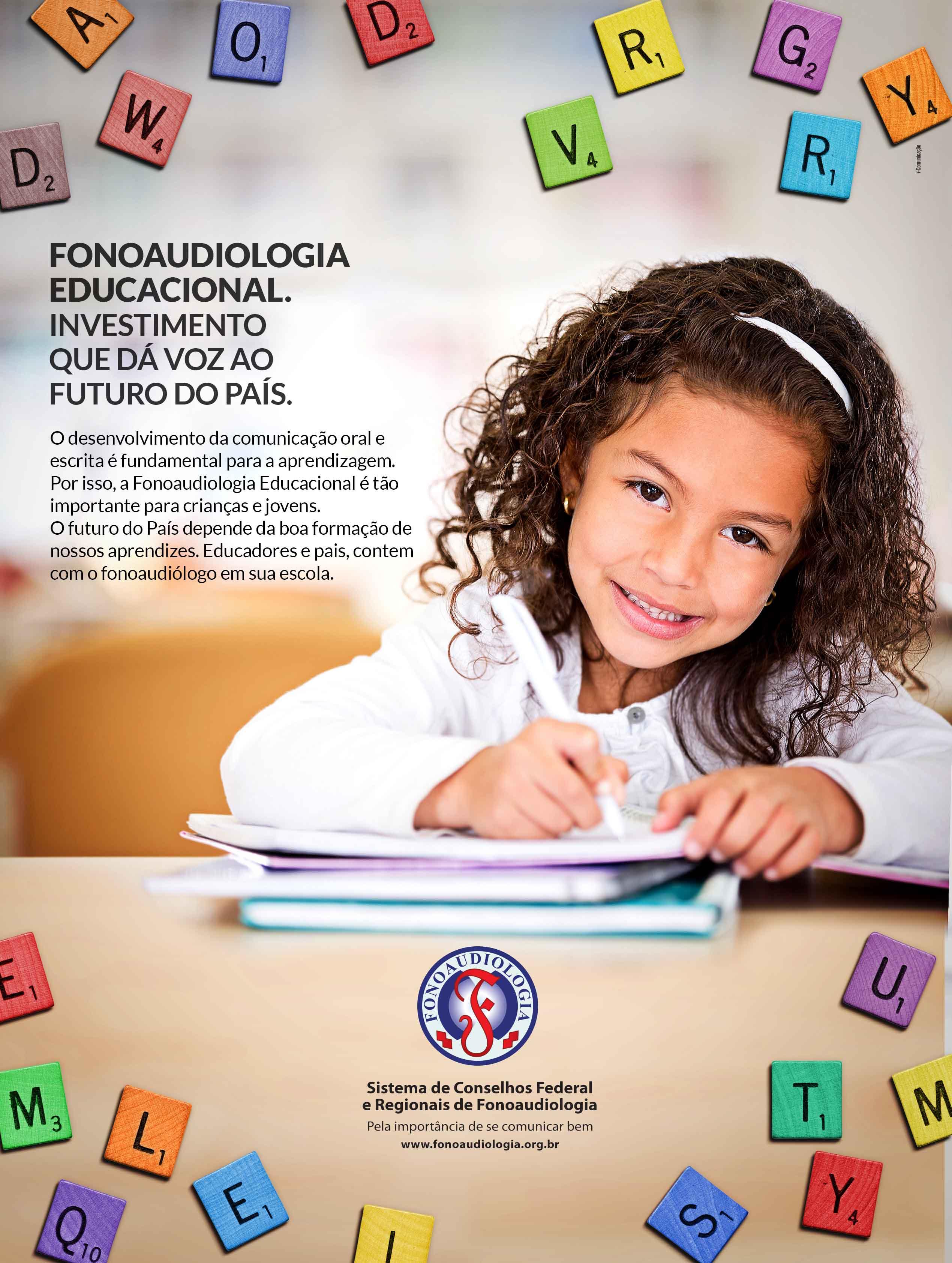 Campanha Fonoaudiologia Educacional 2013