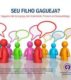 Dia Internacional de Atenção à Gagueira – 22/10/2010
