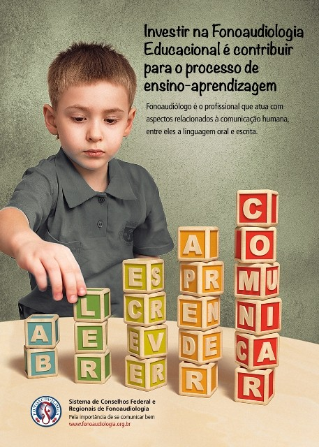 Campanha do Dia do Fonoaudiólogo 2014