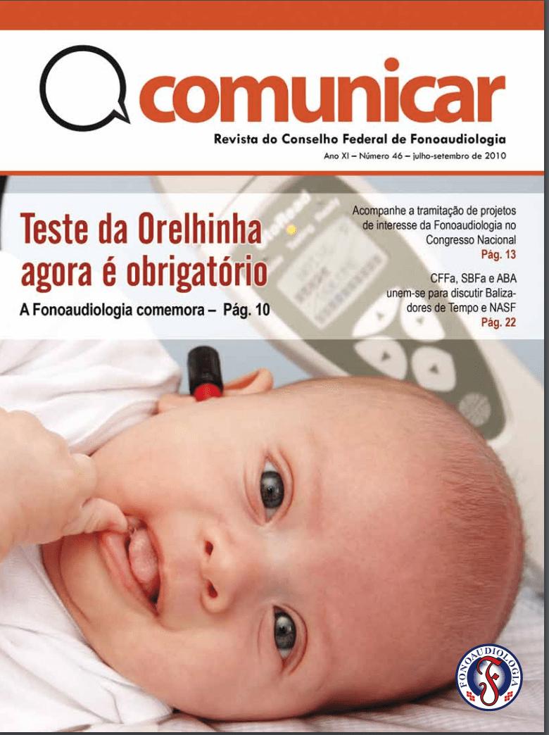 Edição 46 (julho-setembro de 2010)