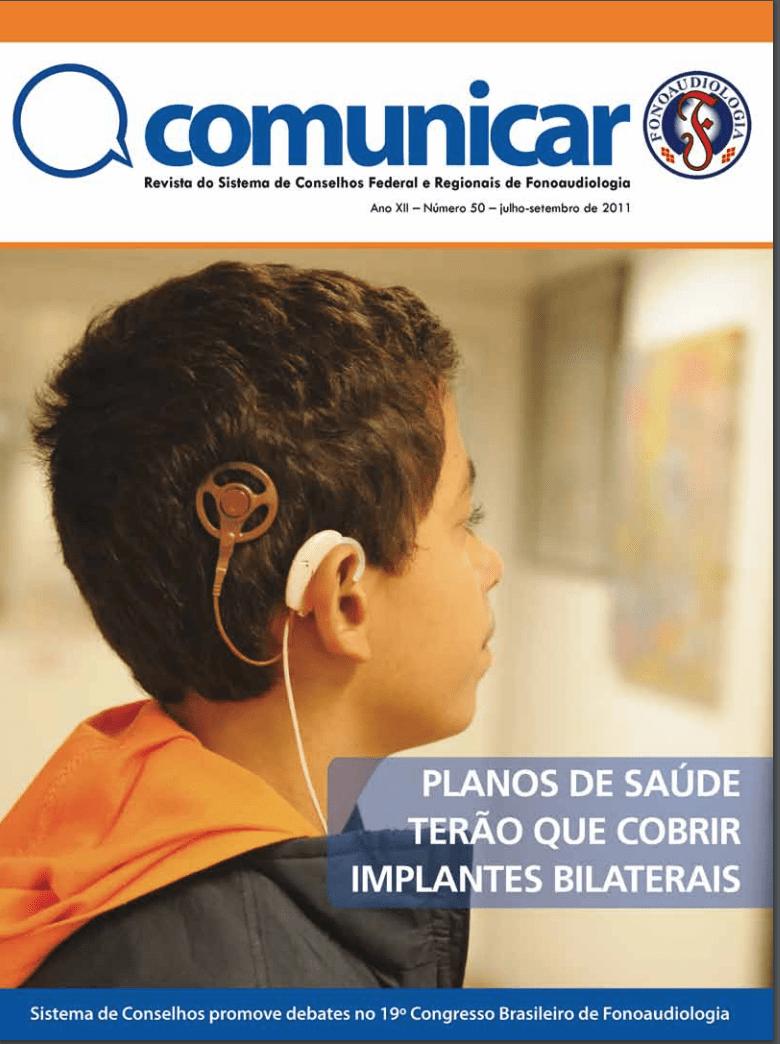 Revista Comunicar Edição 50