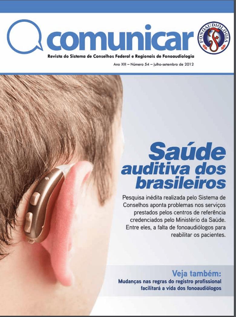 Revista Comunicar Edição 54