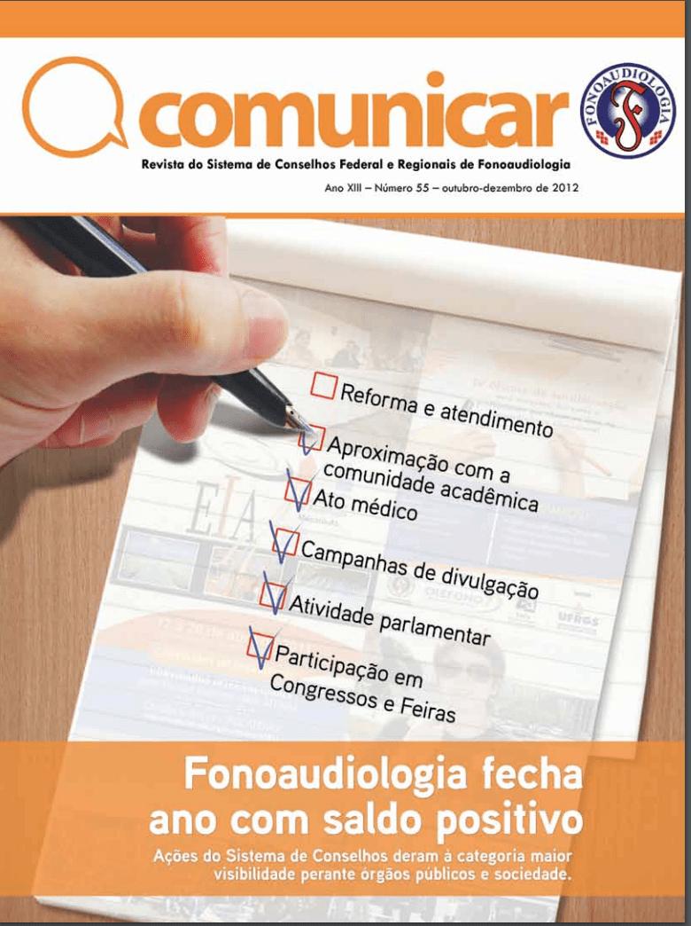 Revista Comunicar Edição 55