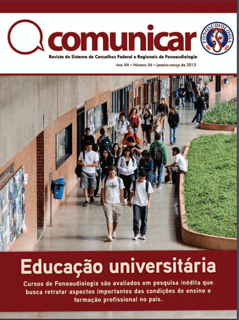 Revista Comunicar Edição 56