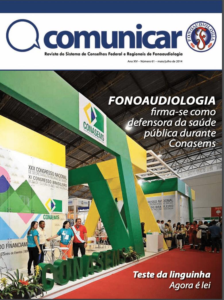 Revista Comunicar Edição 61