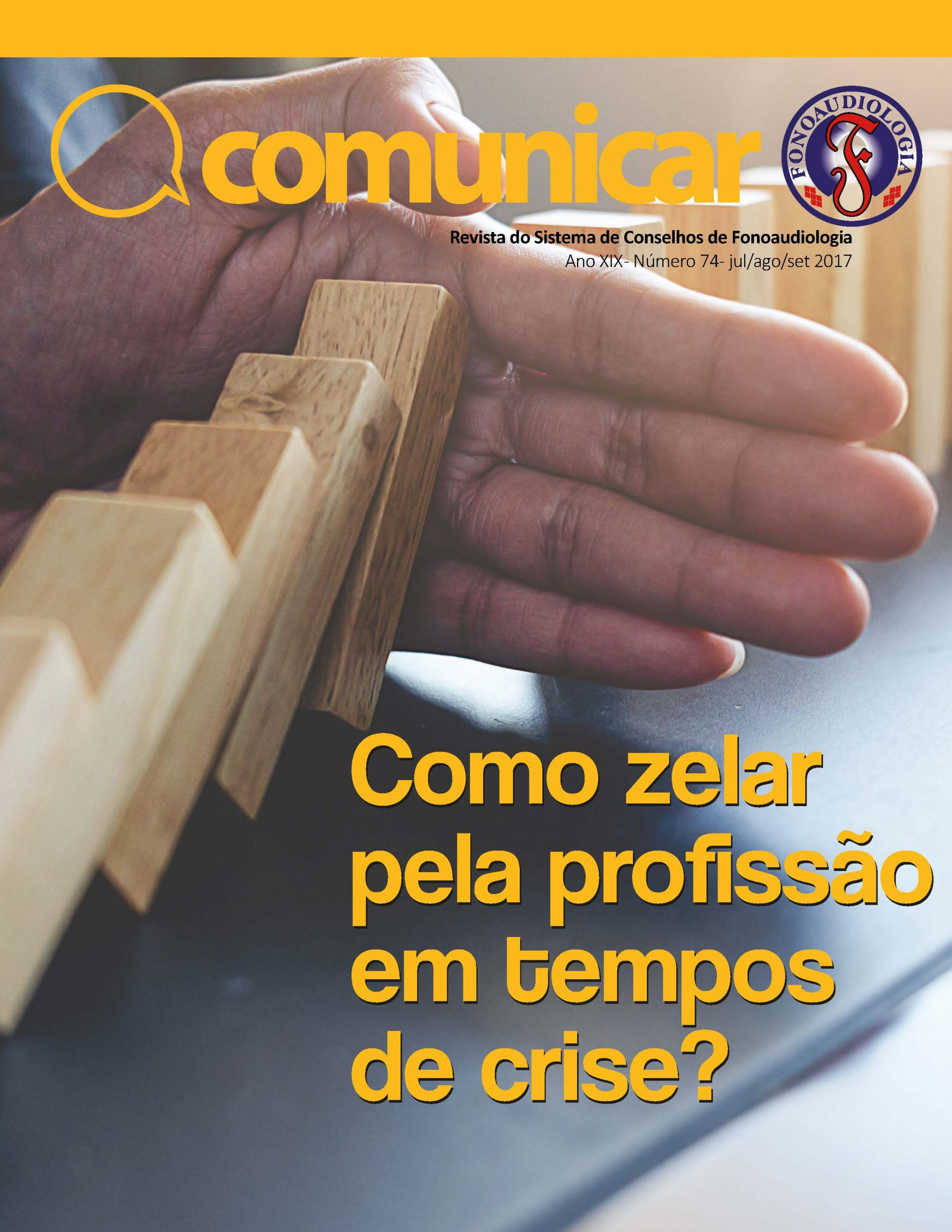 Revista Comunicar Edição nº 74