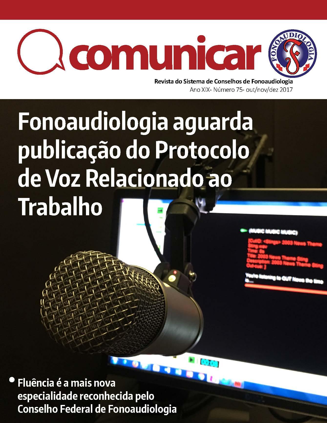 Revista Comunicar Edição nº 75