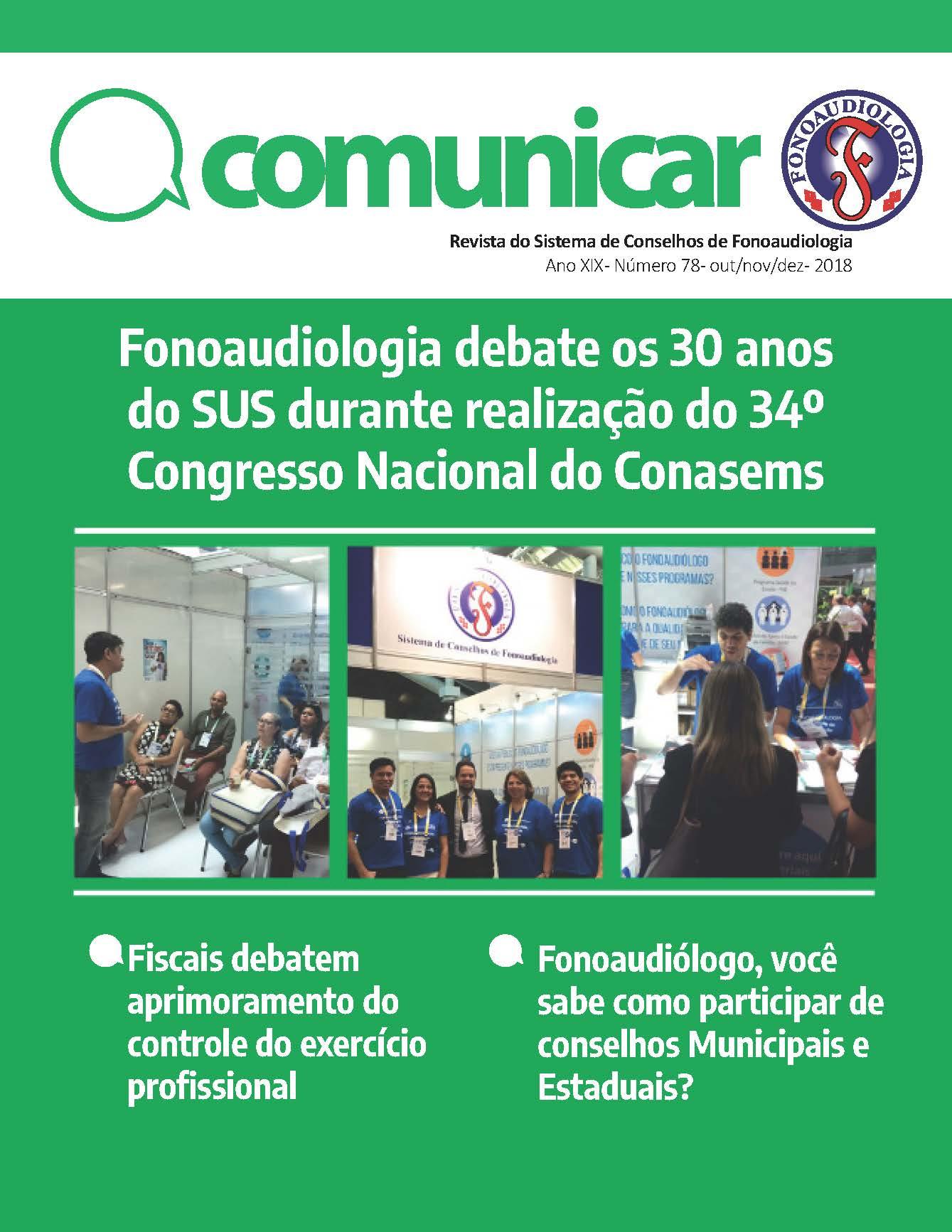 Revista Comunicar Edição nº78