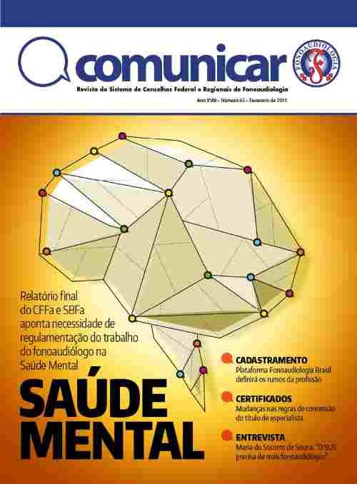 Revista Comunicar Edição 63