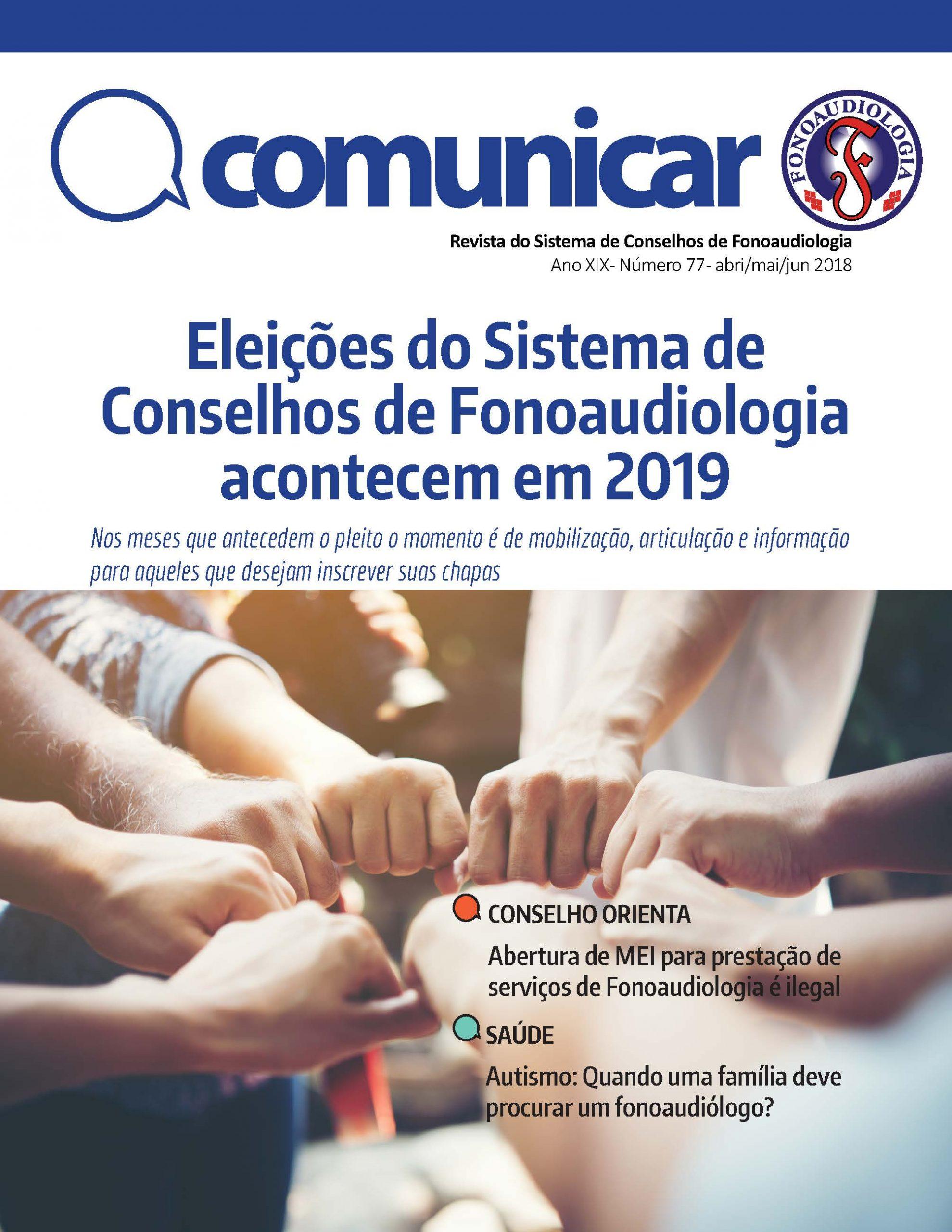 Revista Comunicar Edição nº77